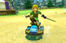 Mario Kart 8 – Grand Prix – Triforce Cup