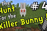 "Minecraft 1.8 – ""Coconuts & Curses!"" (Part 4 of Hunt for the Killer Bunny)"