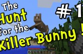 Minecraft 1.8 – Hunt for the Killer Bunny! Part 1