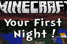 Minecraft 1.8 Tutorial – How to Survive your First Night – Survive & Thrive Season 8