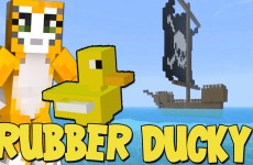 Minecraft – Crazy Craft 2.2 – Rubber Ducky [2]