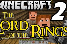 "Minecraft Lord of the Rings E02 ""Hobbit Friend!"" (Silly Role-play Adventure)"