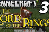 "Minecraft Lord of the Rings E03 ""Bill the Pony!"" (Silly Role-play Adventure)"