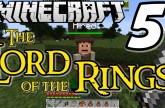 "Minecraft Lord of the Rings E05 ""Squire Baggins!"" (Silly Role-play Adventure)"