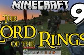 "Minecraft Lord of the Rings E09 ""Angmar Orc Invasion!"" (Silly Role-play Adventure)"