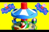 Peppa Pig Fairground Ride Amusement Park with Merry-go-round Tiovivo Nickelodeon by DCToysCollector