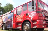 Planes 2: Fire & Rescue Clip – Camp Bestival Truck Tour — Official Disney | HD