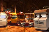Planes 2: Fire & Rescue Clip – First Kiss — Official Disney | HD