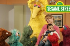 Sesame Street: Gina Adopts a Baby (Part Two)