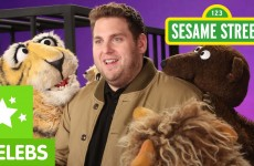 Sesame Street: Jonah Hill Learns the Word, Empty