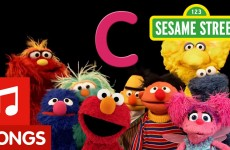 Sesame Street: Letter C (Letter of the Day)