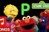 Sesame Street: Letter P (Letter of the Day)