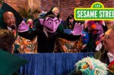 Sesame Street: The Count Tribute