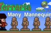 Terraria Xbox – Many Mannequins [89]
