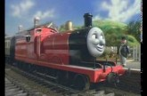 Thomas the tank engine – James and the express (UK SE01 EP10)