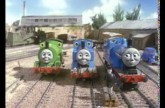 Thomas the tank engine – Trouble in the shed (UK SE01 EP16)