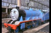 Thomas the tank engine – Whistles and sneezes (UK SE01 EP20)