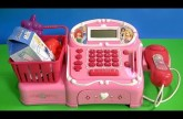 Disney Frozen Elsa Royal Talking Princess Cash Register Unboxing – Minnie Mouse Electronic BowTique