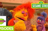 Furchester Hotel: Can Elmo and Phoebe Stay Up All Night?