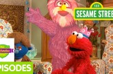 Furchester Hotel: Elmo Celebrates Monster Monster Day!