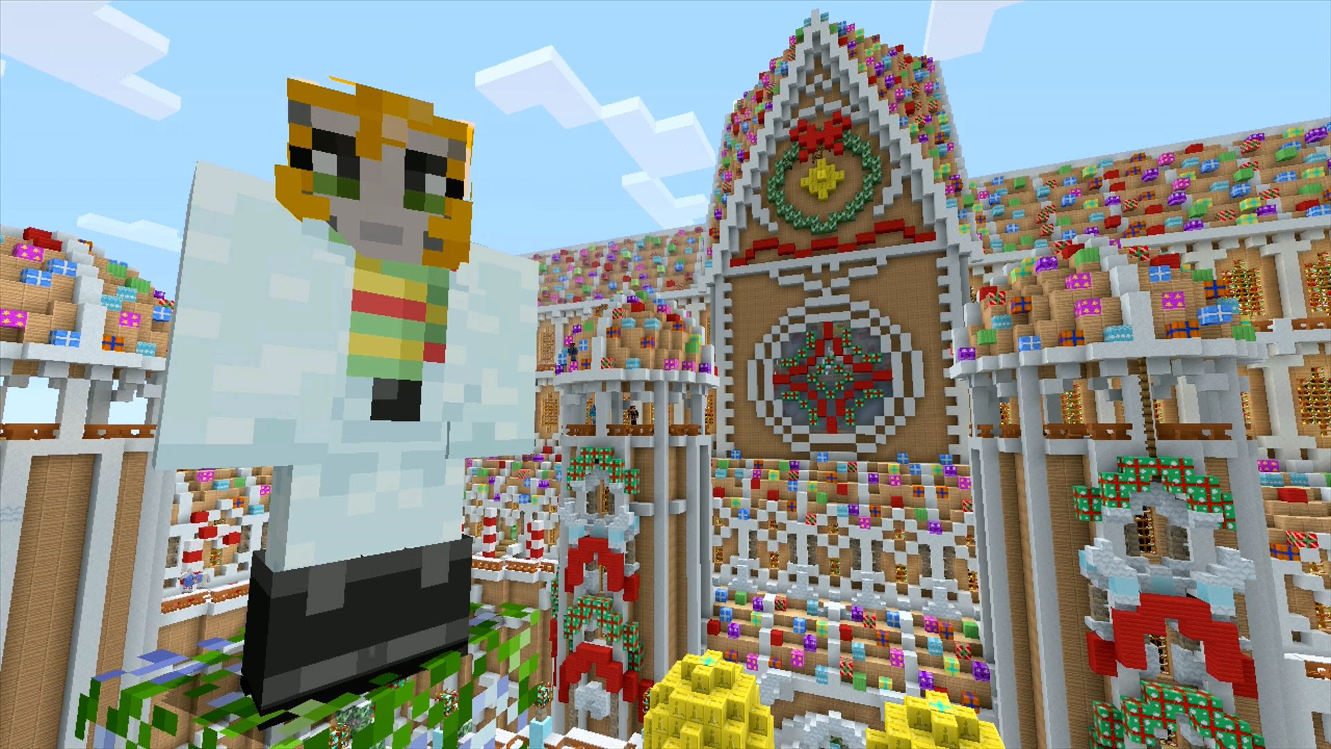 Best Stampys Lovely World Builds