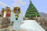 Minecraft Xbox – Festive World – Music Disc Hunt – Part 1