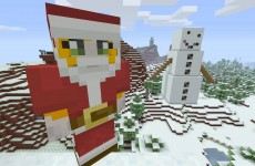 Minecraft Xbox – Festive World – Music Disc Hunt – Part 3