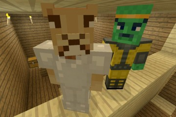 Minecraft Xbox – Game To Remember [259]