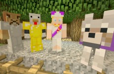 Minecraft Xbox – Honey Hunt [256]