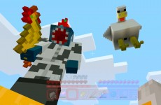 Minecraft Xbox – Quest For A Flying Chicken (64)