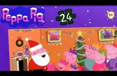 Peppa Pig Advent Puzzle Surprise 24 Days to Christmas with Disney Princess Anna Elsa Frozen