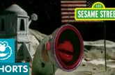 Sesame Street: First Worms on the Moon!