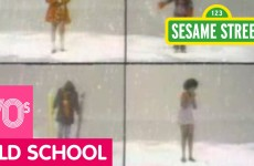 Sesame Street: One of These Kids is Colder Than the Others
