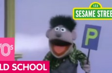 Sesame Street: Reason to Love Letter P