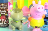 SURPRISE TOYS! Peppa Pig, SHOPKINS Blind Bags Chocolate Egg Barbie, Minion HobbyKidsTV