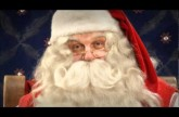 Video message from Santa Claus in Lapland