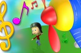 Airplane Song with Lyrics | TuTiTu Toys Songs for Children