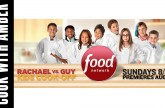 Announcement! Catch me on Food Network's Rachael vs. Guy Kid's Cook Off Season 2!