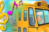 Bus Song with Lyrics | TuTiTu Toys Songs for Children