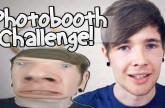 CRAZY WEIRD FACES | Photobooth Challenge | TDMVlogs