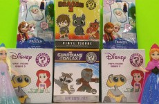 Disney Frozen Blind Bags Disney Blind Boxes How To Train Your Dragon 2 and Guardians of the Galaxy