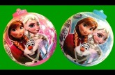 Disney Frozen Elsa Anna Christmas Surprise Ornaments SHOPKINS PeppaPig MyLittlePony Barbie PlayDough