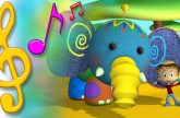 Elephant Song with Lyrics | TuTiTu Toys Songs for Children