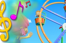 Ferris Wheel Song with Lyrics | TuTiTu Toys Songs for Children