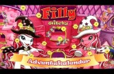 Filly Witchy Princess Christmas Advent Calendar Surprise 2014 Calendario Adviento Natalino Sorpresa