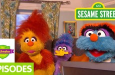 Furchester Hotel: Elmo and Phoebe's TV Channel