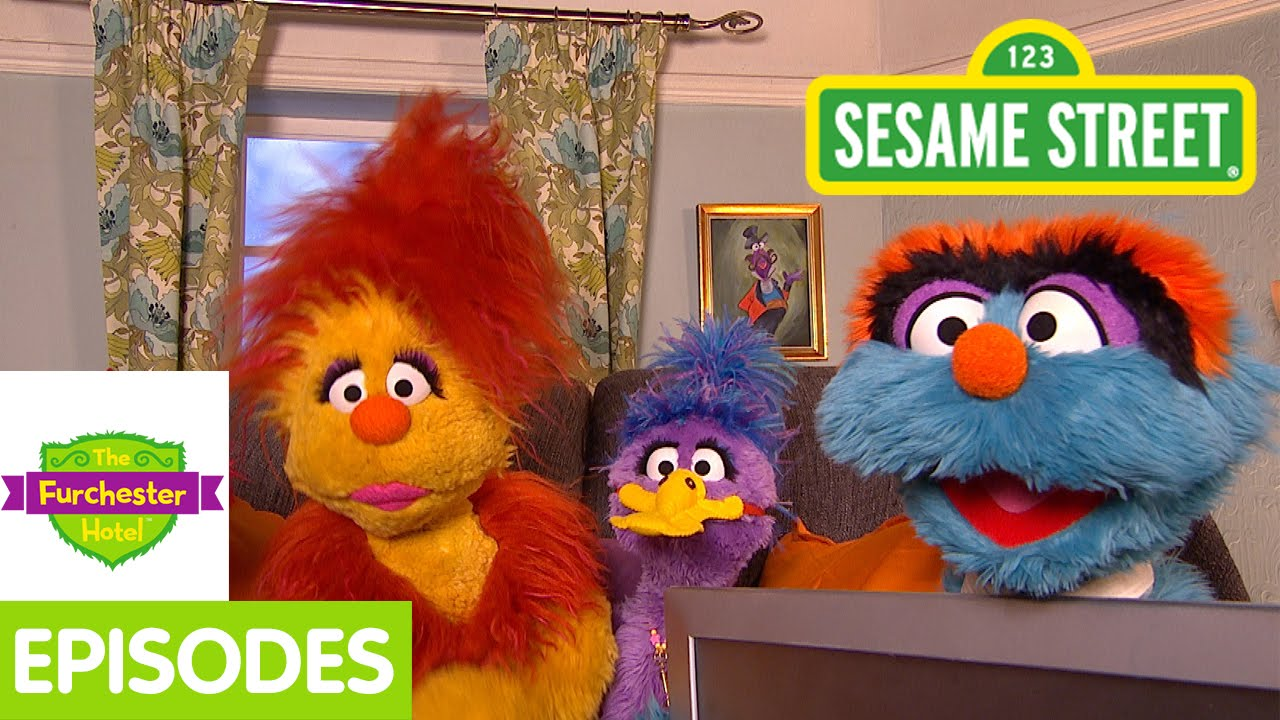 furchester hotel  elmo and phoebe u2019s tv channel