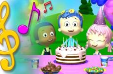 Happy Birthday Song with Lyrics | TuTiTu Toys Songs for Children