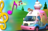 Ice Cream Song with Lyrics | TuTiTu Toys Songs for Children