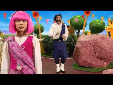 Video Category lazy town